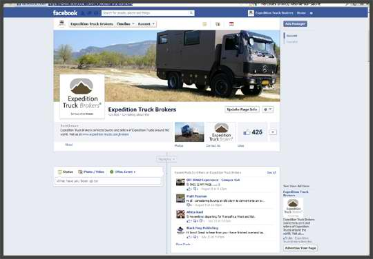 Expedition Truck Brokers on Facebook