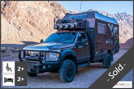 Ford 4x4 Expedition Truck