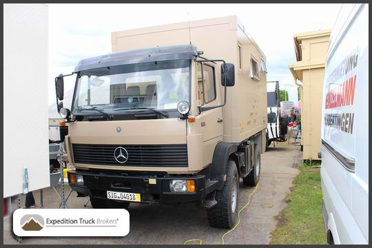 Mercedes 1117 from Fuss Mobile