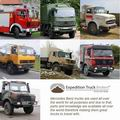 Mercedes Benz Expedition Truck examples