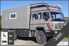 Steyr 4x4 Family Expedition Truck