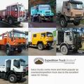 Iveco Expedition Truck examples