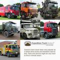 Scania Expedition Truck examples