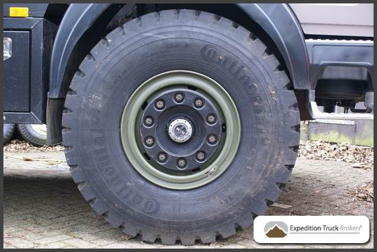 Off Road Tire Size Comparison >> 20 inch split rims versus 22.5 truck rims | Expedition Truck Brokers