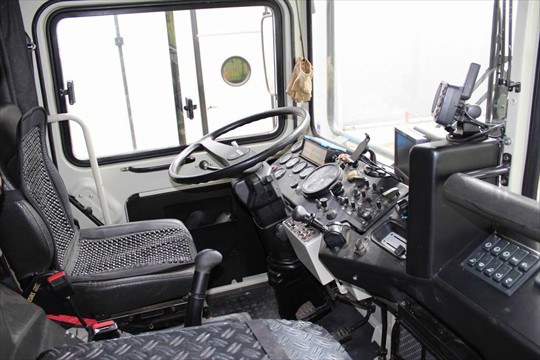 MAN KAT 6x6 Expedition Truck | Expedition Truck Brokers