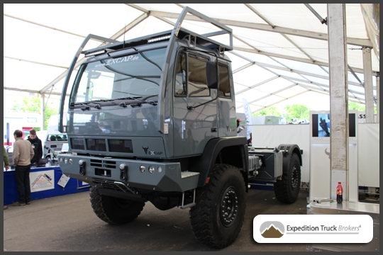 Expedition Truck Manufacturers at Abenteuer Allrad | Expedition