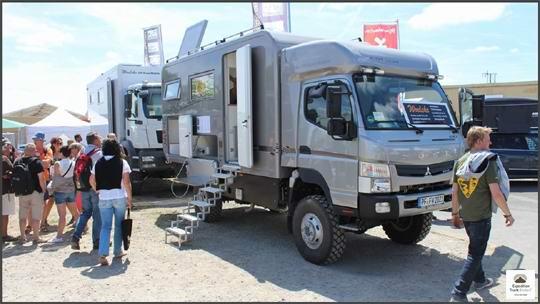 Abenteuer Allrad 2014 Offroad Exhibition | Expedition Truck Brokers